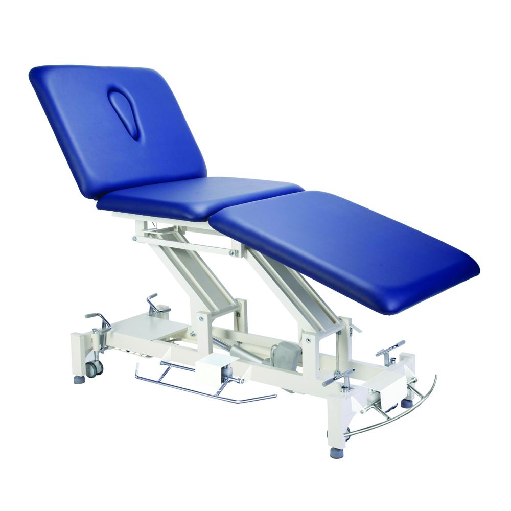 Table A Langer D Angle electric hi lo physiotherapy treatment tables | erp group