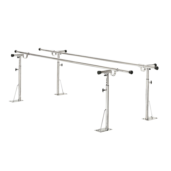 Parallel Bars Chrome Plated - 16'