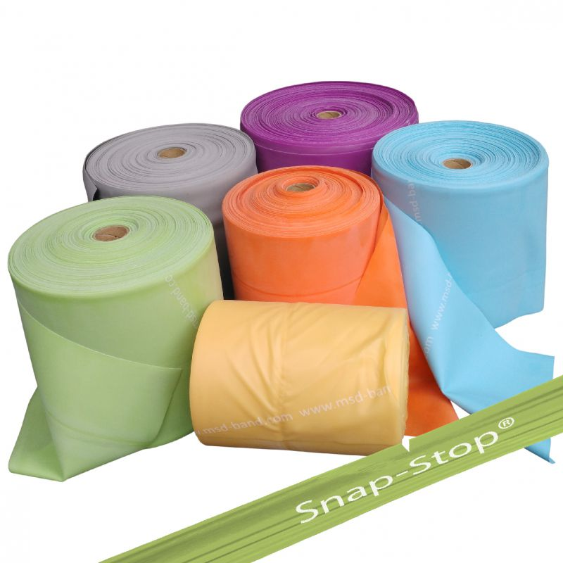 Snap-Stop Resistive Band 50 or 25 yard Rolls