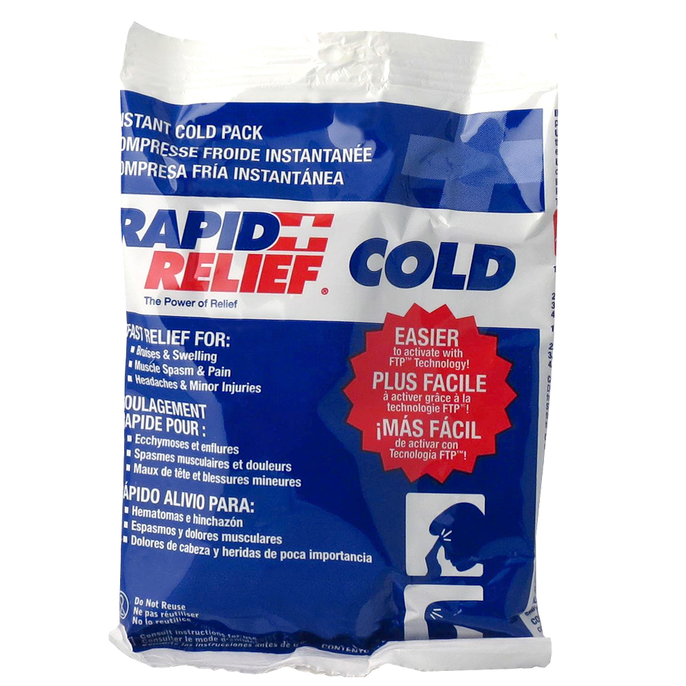 Instant Cold Pack 4 x 6 in. (50)