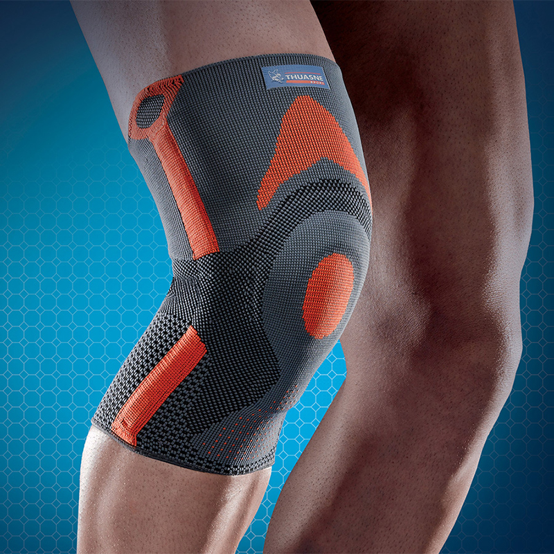 Reinforced Patellar Knee Support