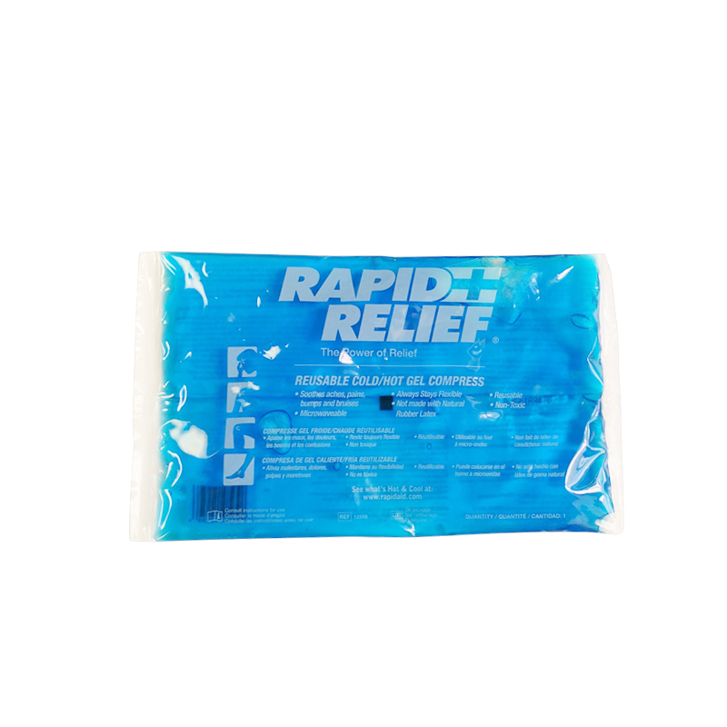 Rapid Relief Hot/Cold Pack 5'' x 9