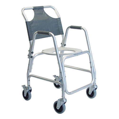 Shower Transport Chair On Wheels
