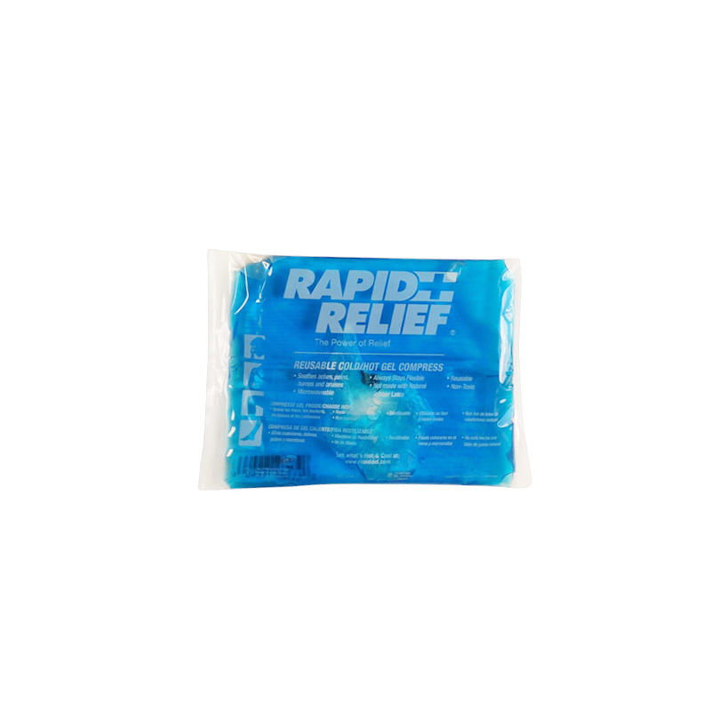 Rapid Relief Hot/Cold Pack 4 x 6