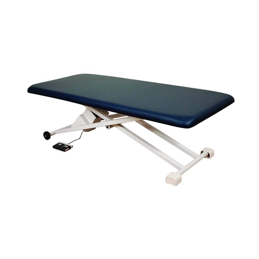 Table A Langer Escalier electric hi lo physiotherapy treatment tables | erp group
