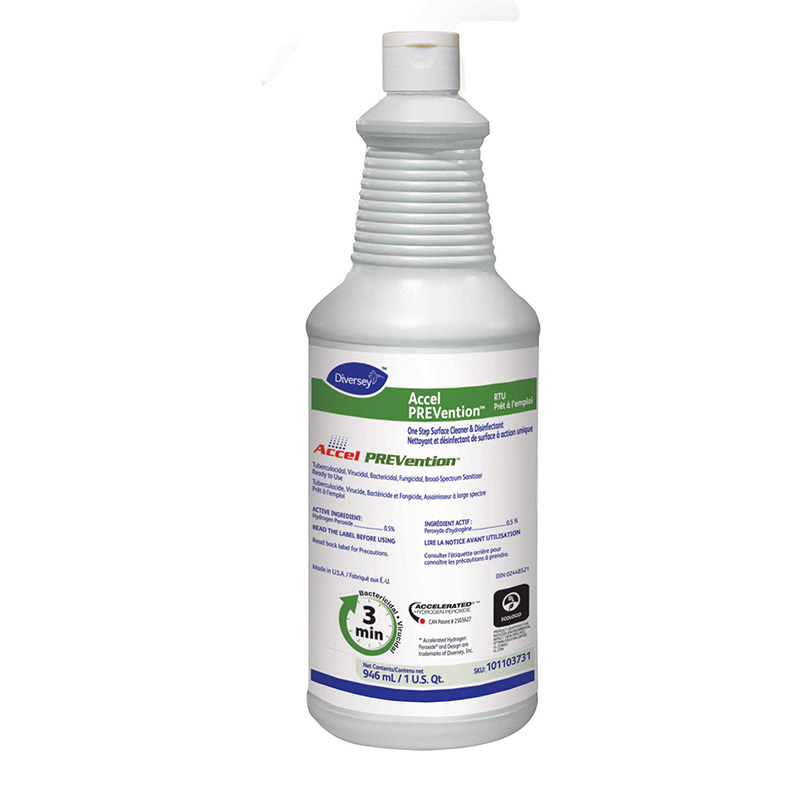 Accel Prevention Disinfectant