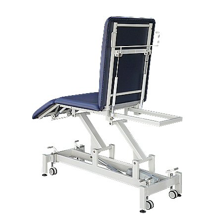 Classic 3 Section Treatment Table - Foot Pedal