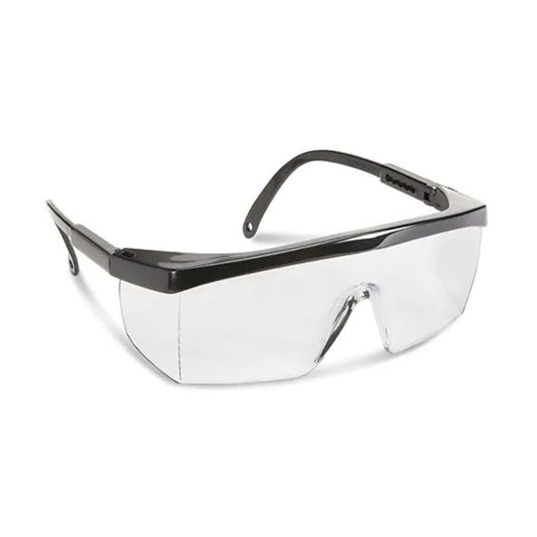 Safety Glasses with Protective Side Shield