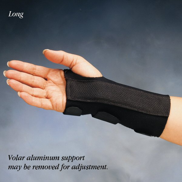Comfort Cool D-Ring Wrist Orthosis 9