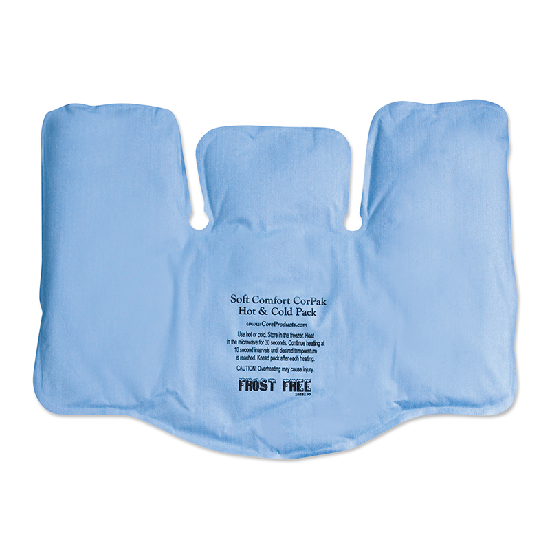 Soft Comfort Hot/Cold Pack - Tri-Section
