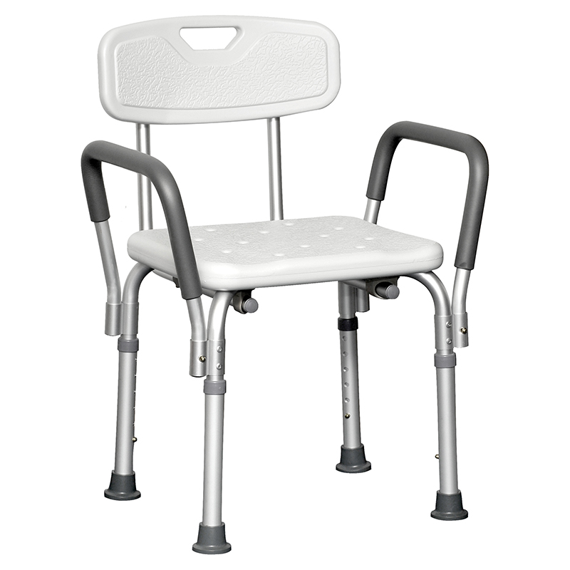 Deluxe Shower Chair with Arms